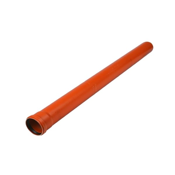 Трубы из НПВХ 160 x 4,0 x 3000 SN4 22023.R